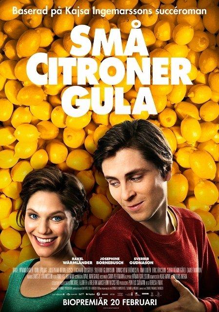 Små citroner gula kapak