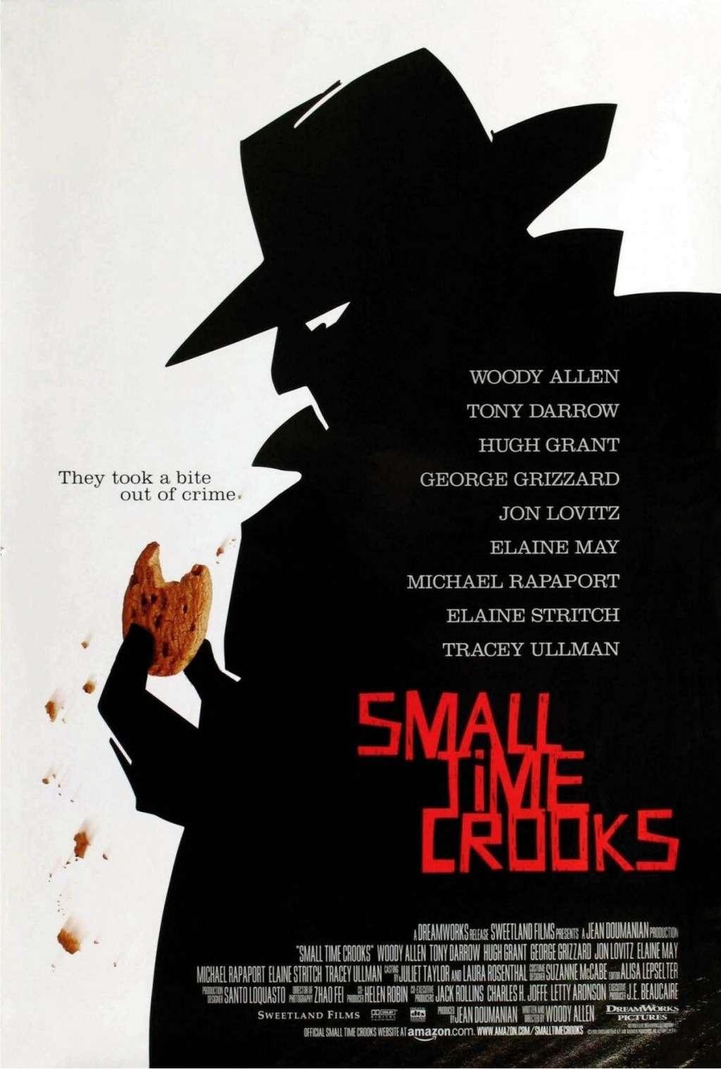 Small Time Crooks kapak