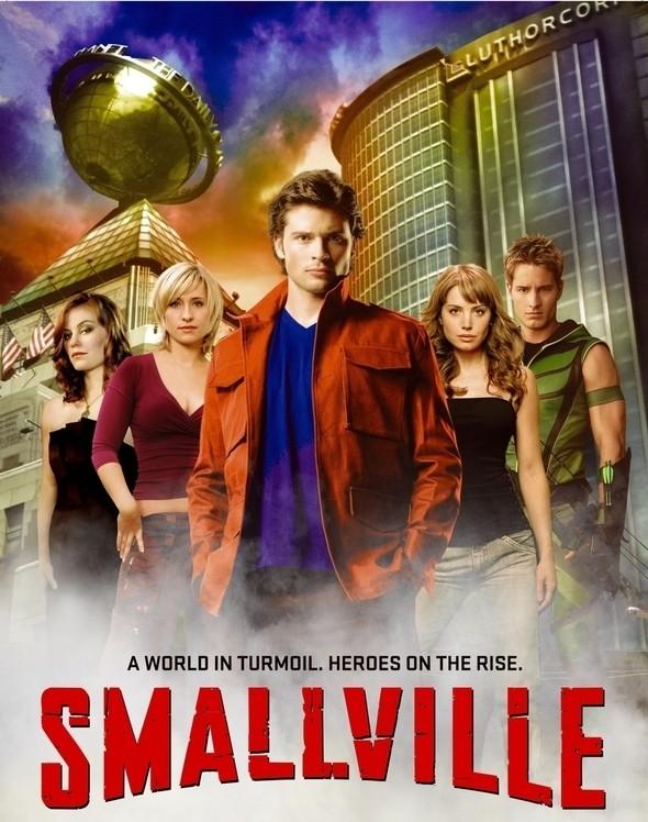 Smallville kapak
