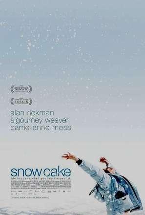 Snow Cake kapak