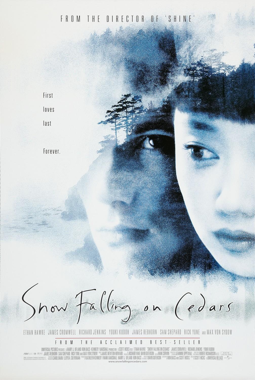 Snow Falling on Cedars kapak