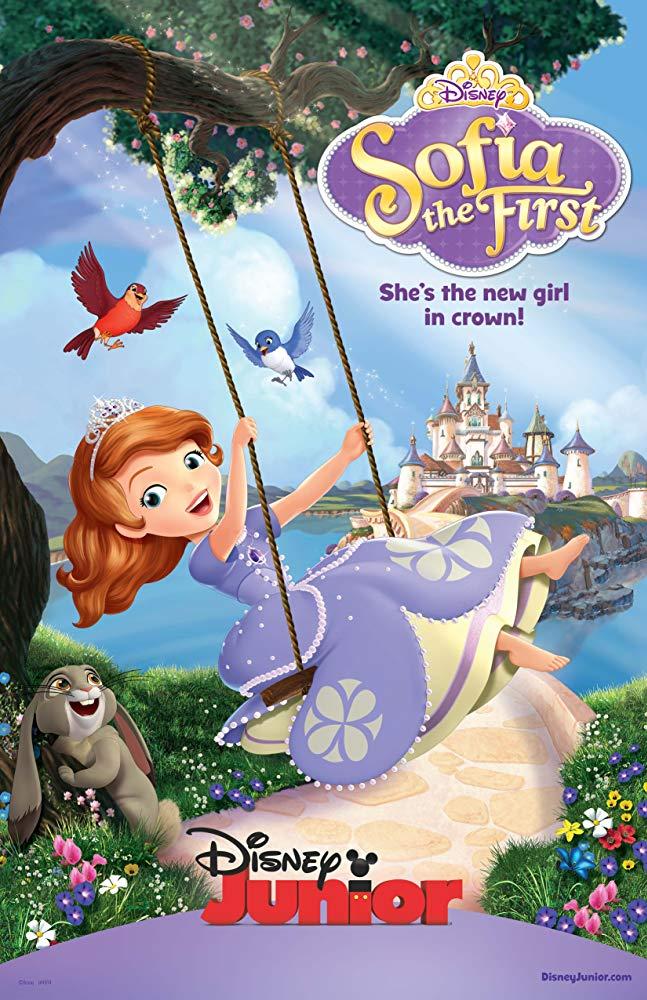 Sofia: Het prinsesje kapak