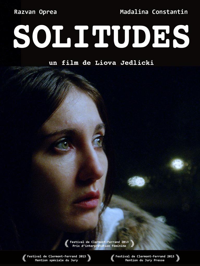Solitudes kapak