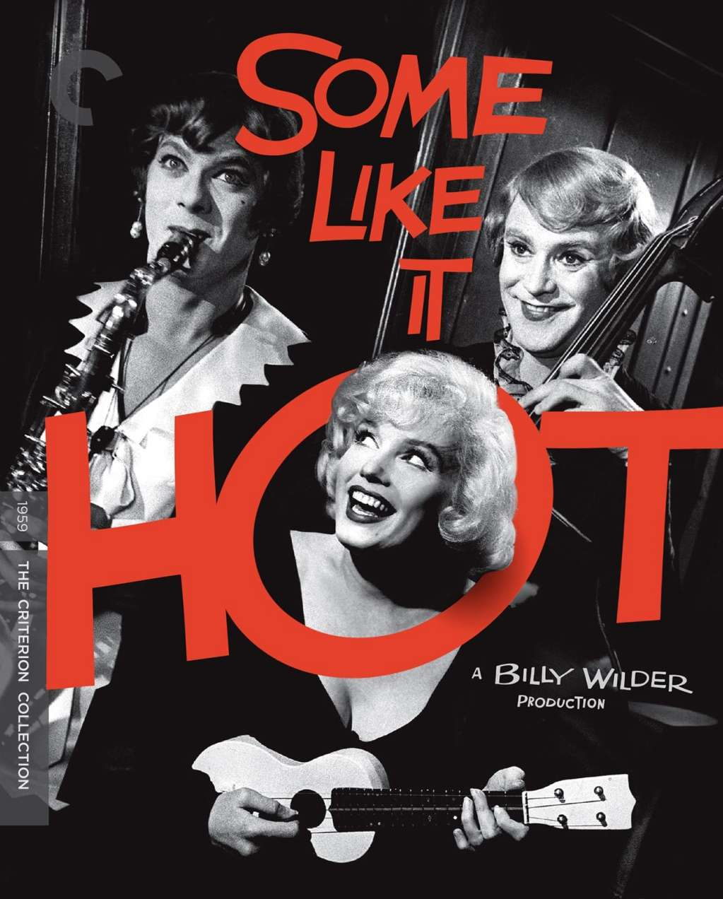 Some Like It Hot kapak