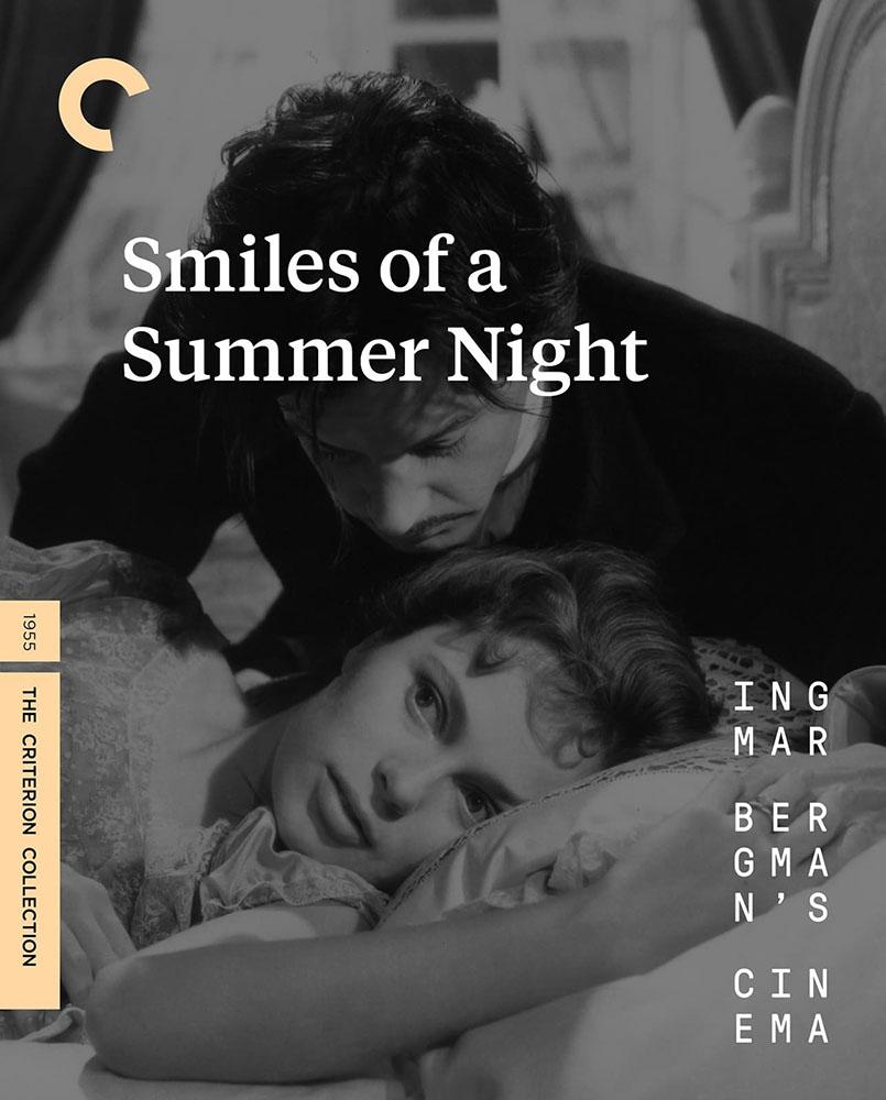 Smiles of a Summer Night kapak