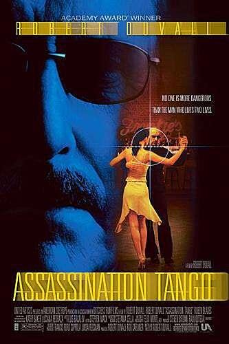 Assassination Tango kapak