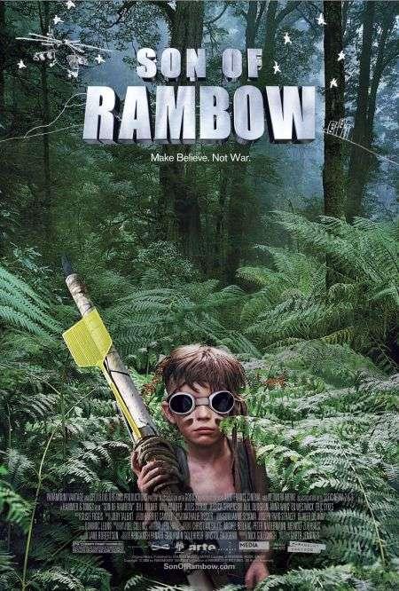 Son of Rambow kapak