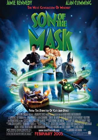 Son of the Mask kapak