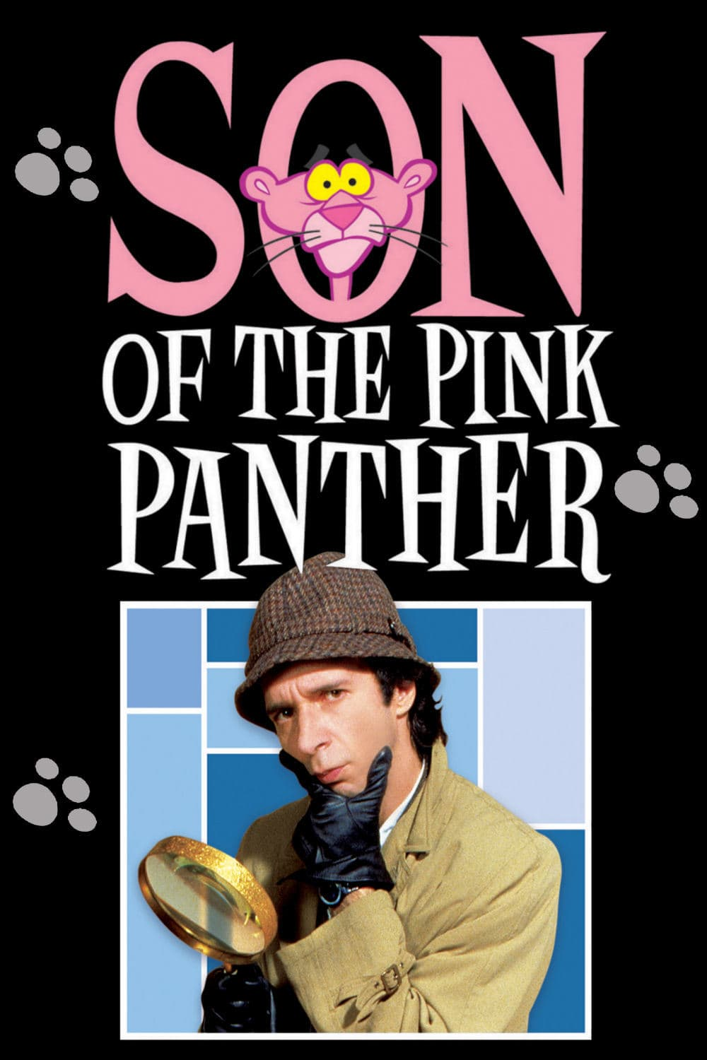 Son of the Pink Panther kapak