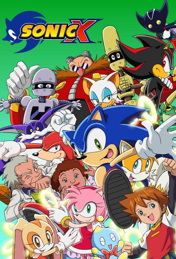 Sonic X kapak