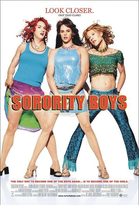 Sorority Boys kapak