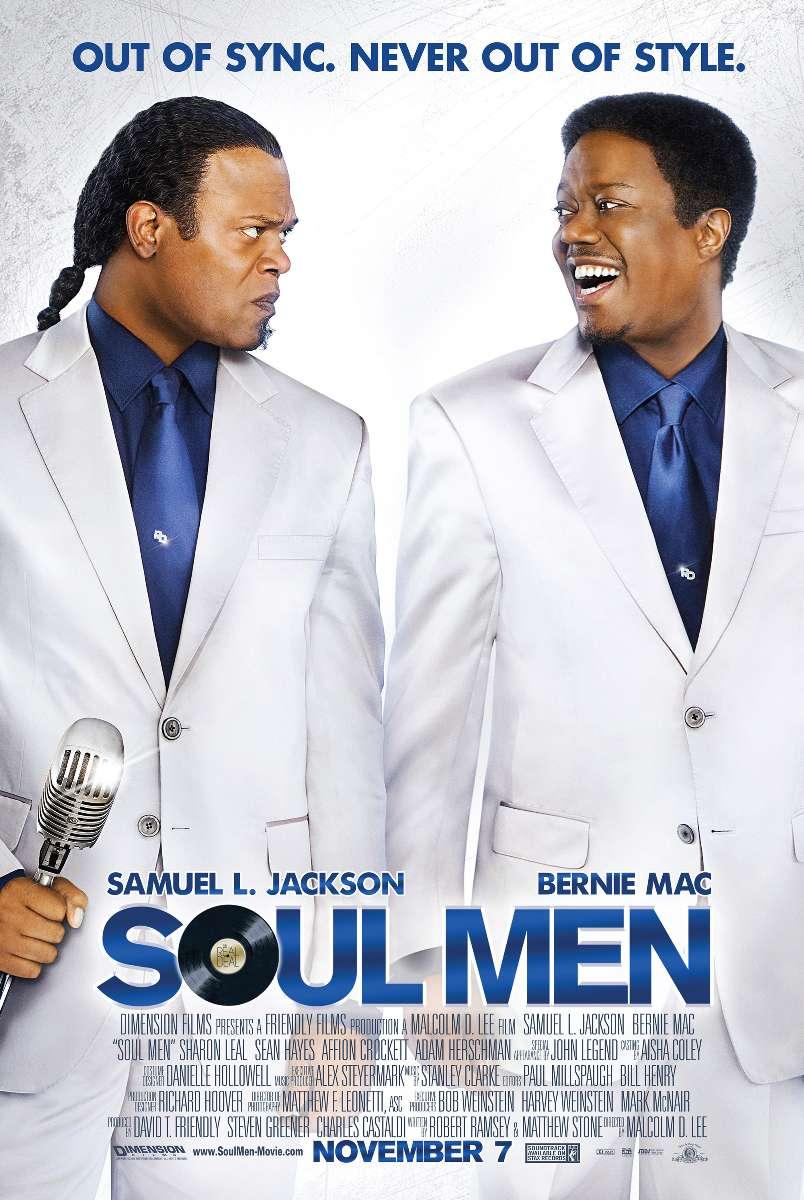 Soul Men kapak