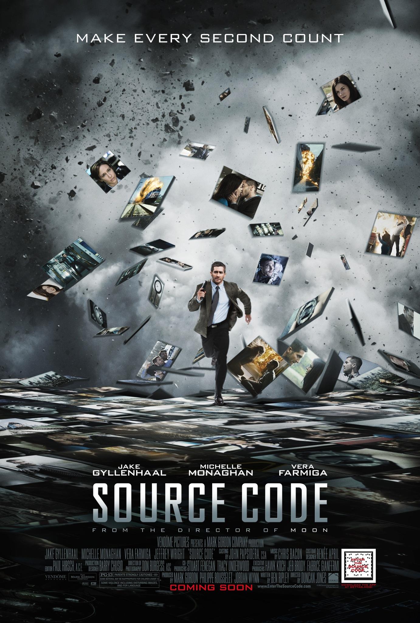 Source Code kapak