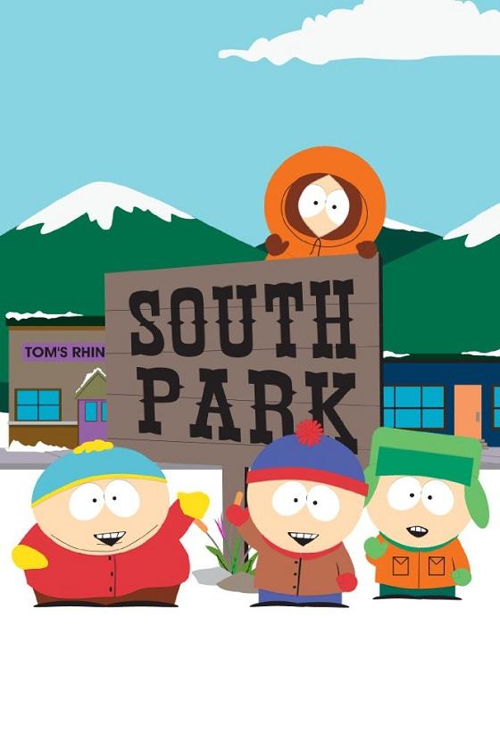 South Park kapak