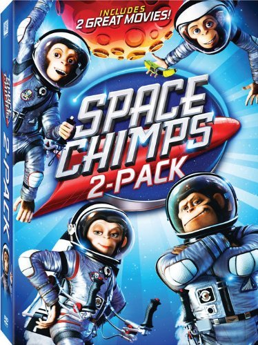 Space Chimps 2: Zartog Strikes Back kapak