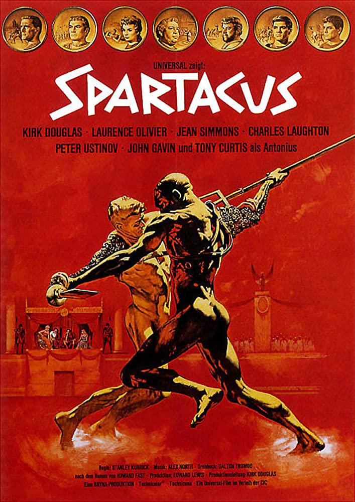 Spartacus kapak