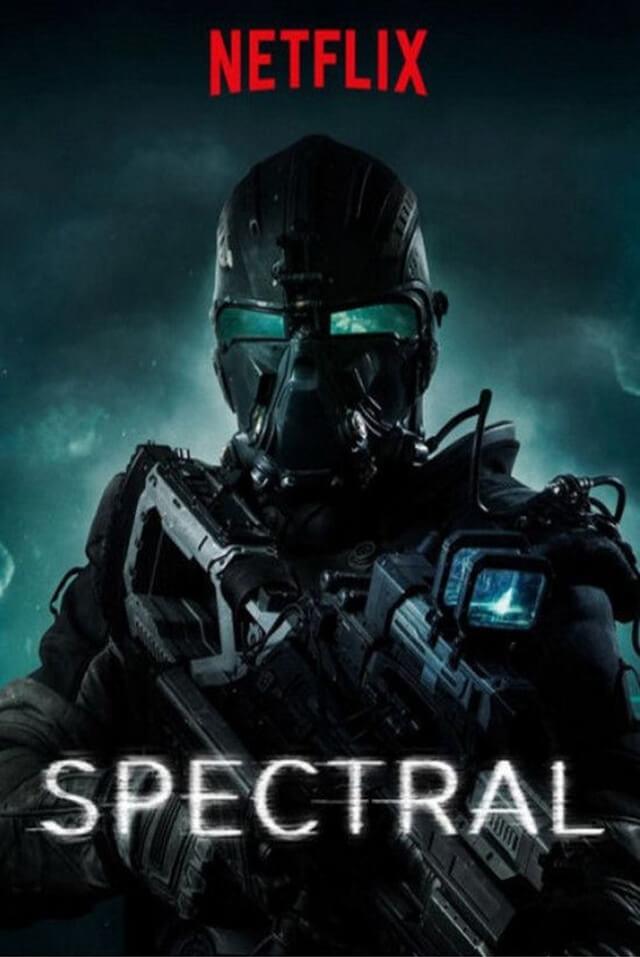Spectral kapak
