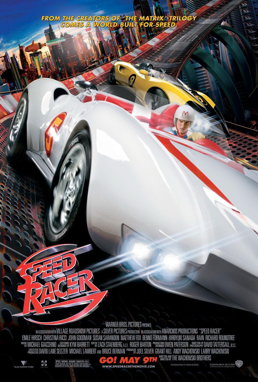 Speed Racer kapak