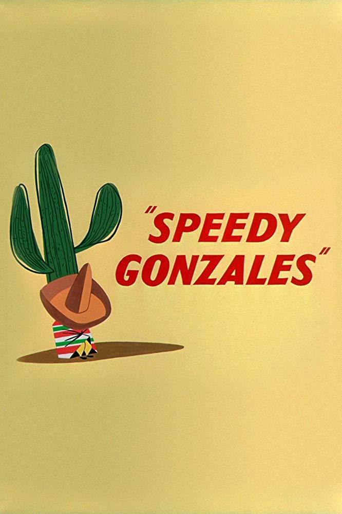 Speedy Gonzales kapak