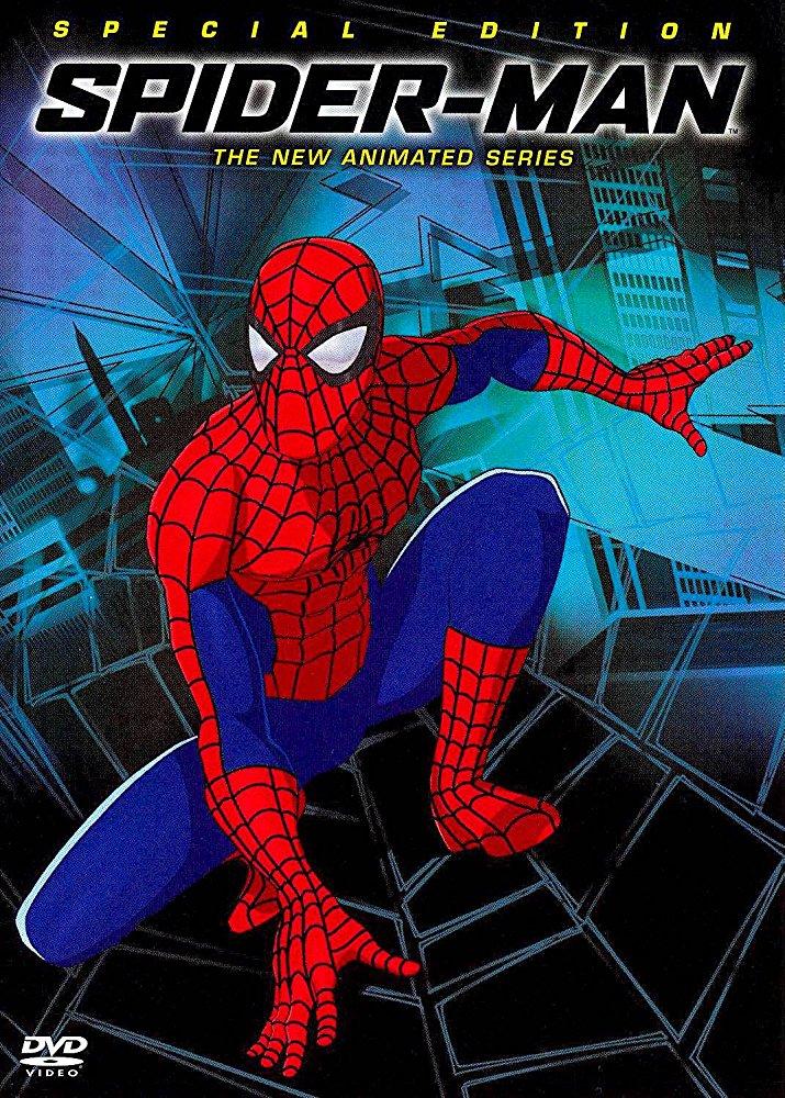 Spider-Man kapak