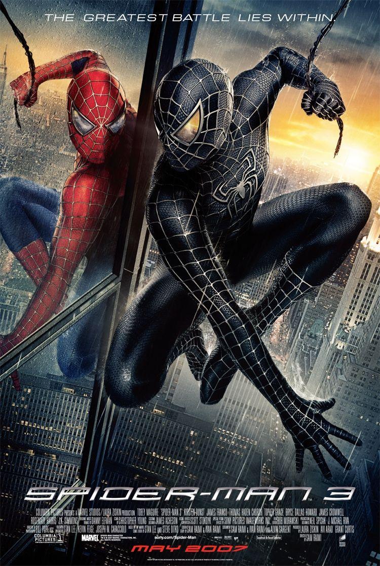 Spider-Man 3 kapak