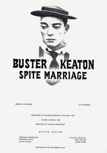 Spite Marriage kapak
