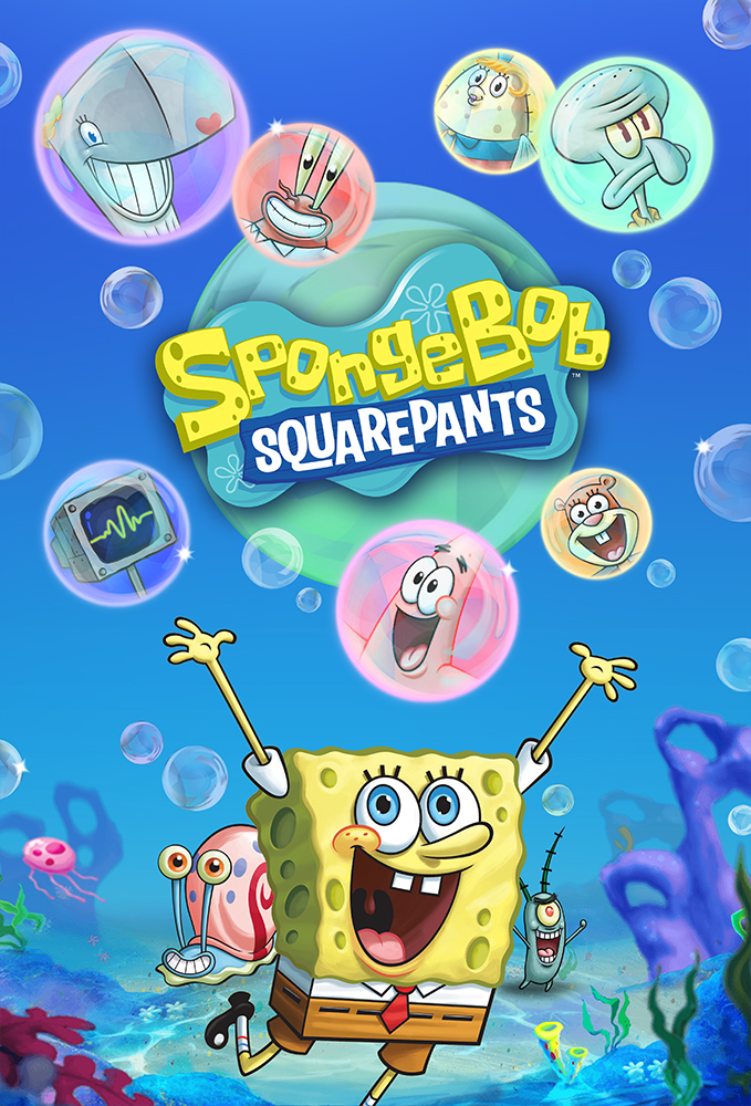 SpongeBob SquarePants kapak