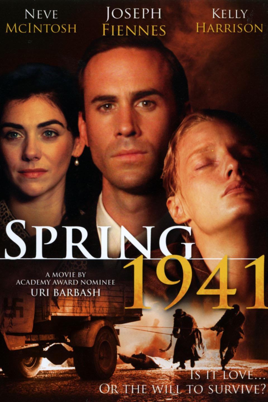 Spring 1941 kapak