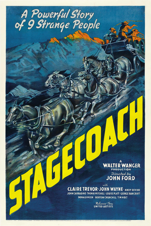 Stagecoach kapak