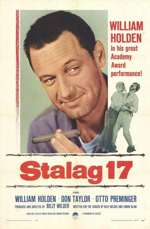 Stalag 17 kapak
