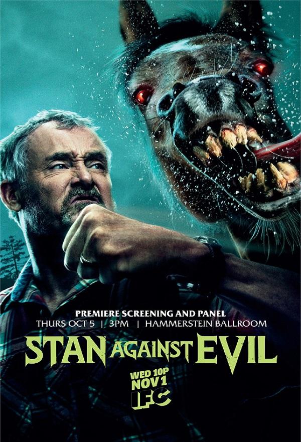 Stan Against Evil kapak