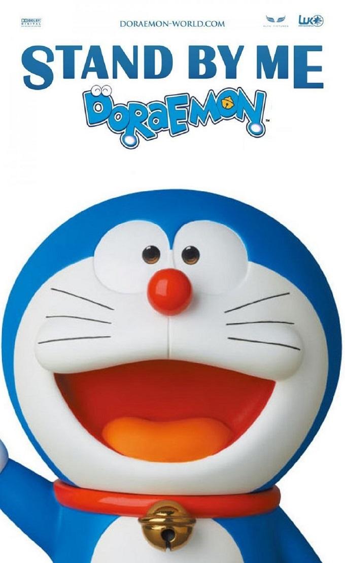 Stand by Me Doraemon kapak