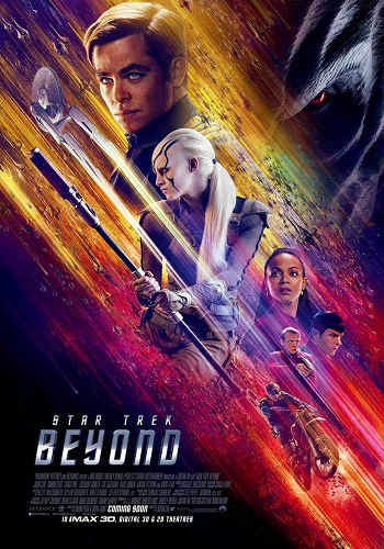 Star Trek Beyond kapak