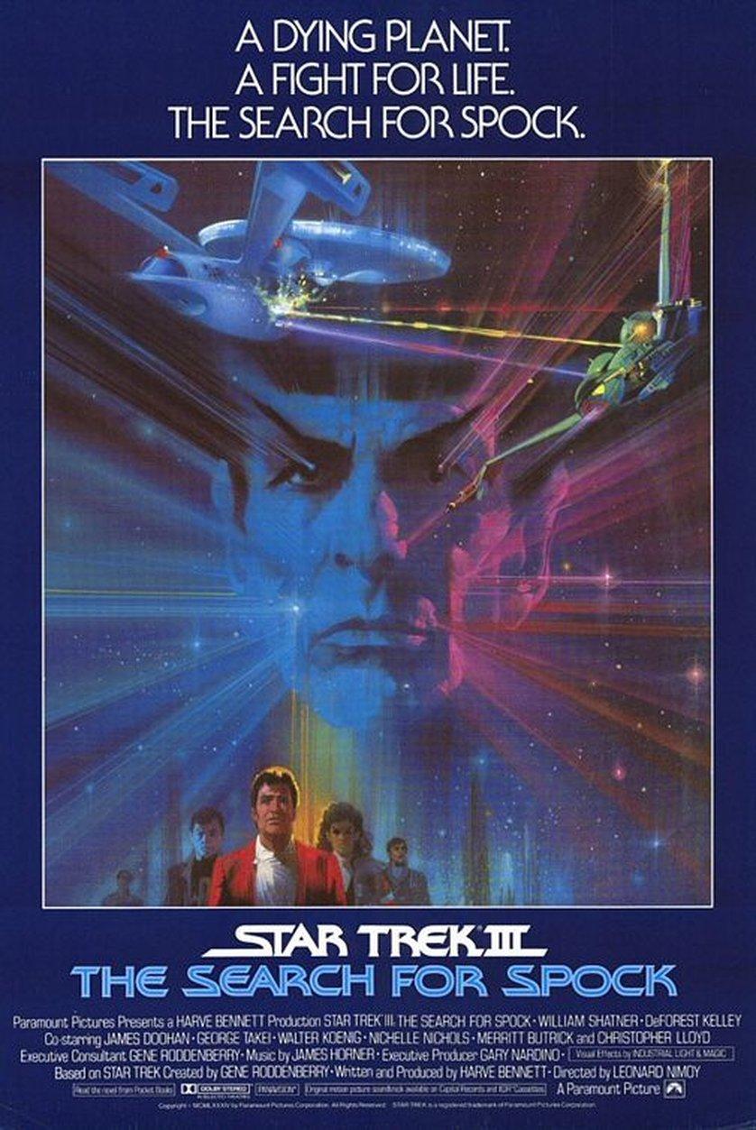 Star Trek III: The Search for Spock kapak
