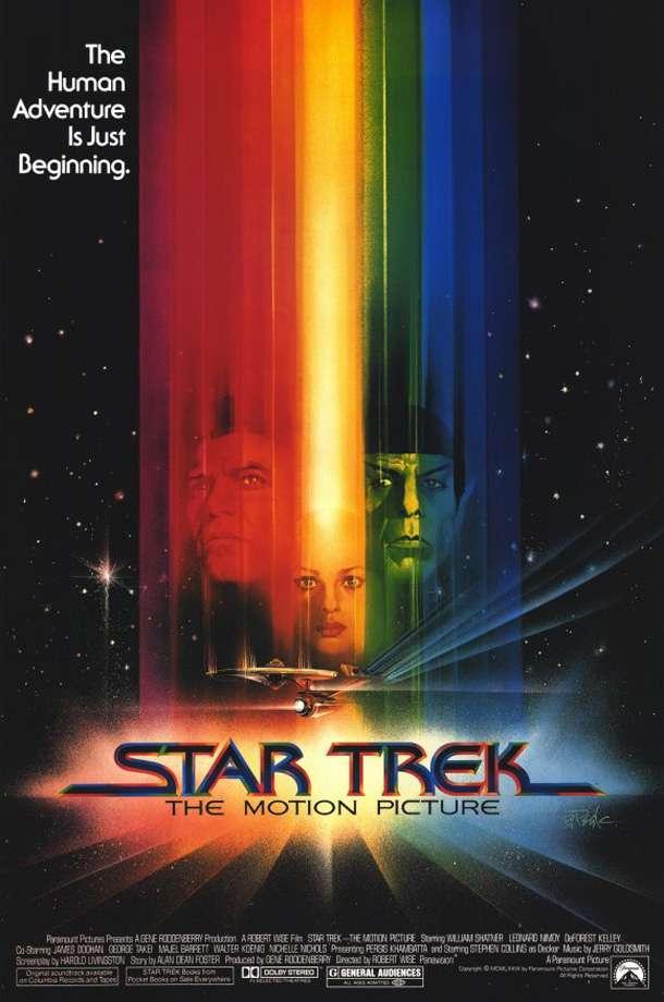 Star Trek: The Motion Picture kapak