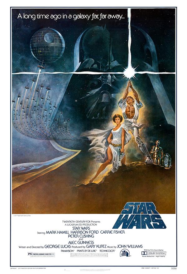 Star Wars: Episode IV - A New Hope kapak