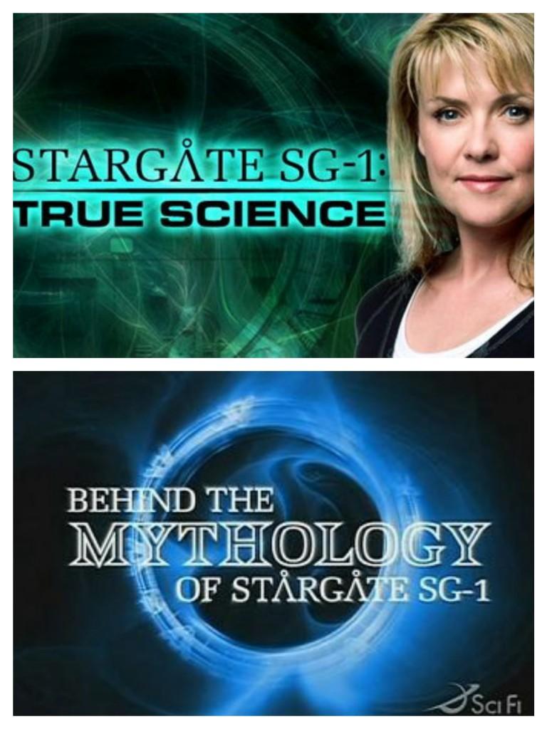 Stargate SG-1: True Science kapak