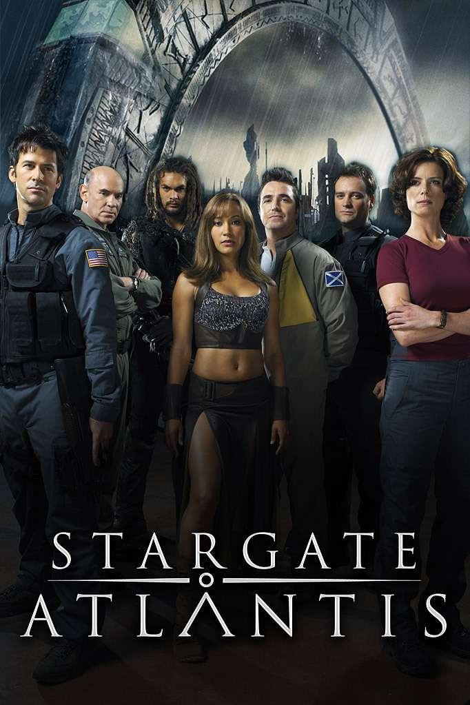 Stargate: Atlantis kapak