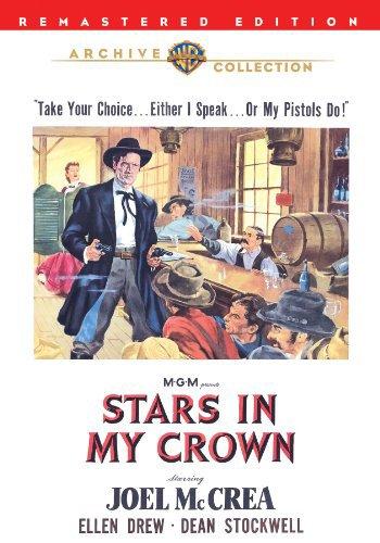 Stars in My Crown kapak