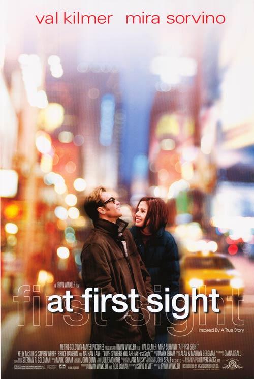 At First Sight kapak