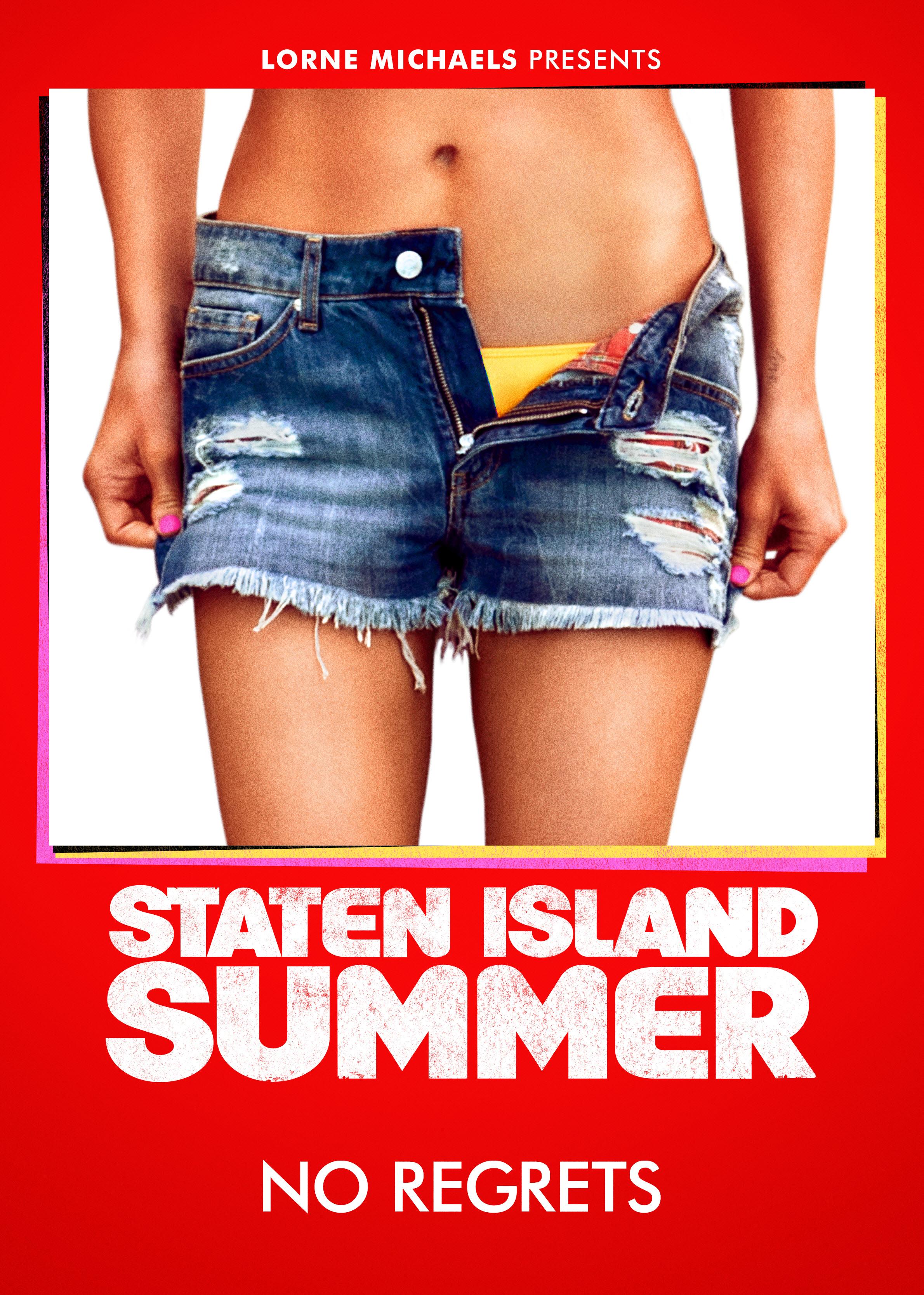 Staten Island Summer kapak