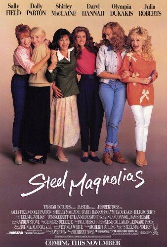 Steel Magnolias kapak