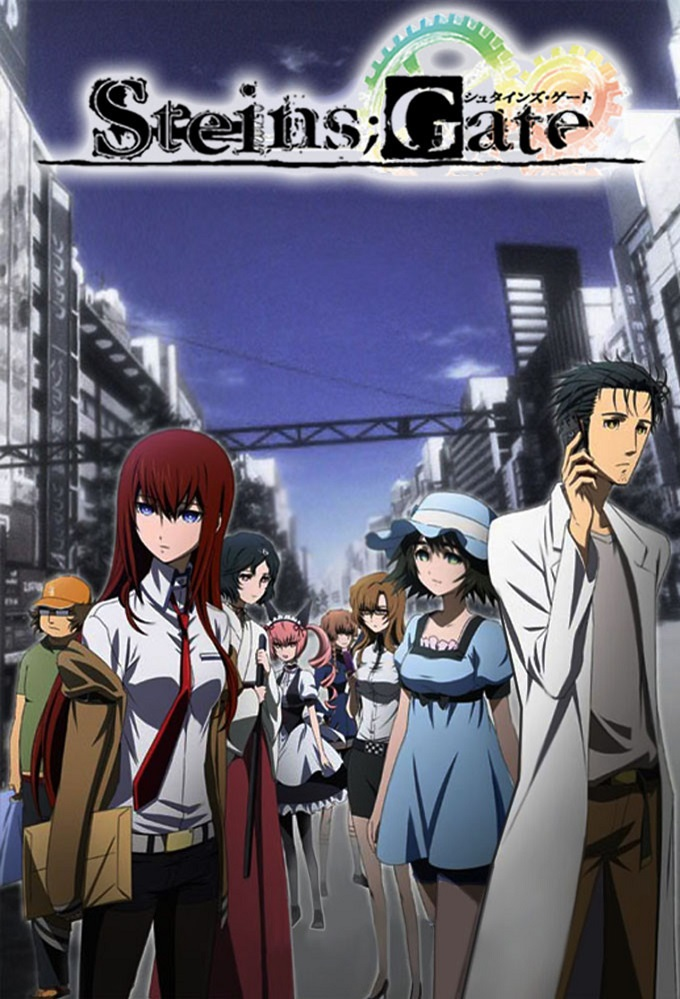 Steins;Gate kapak
