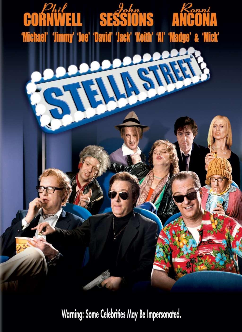 Stella Street kapak