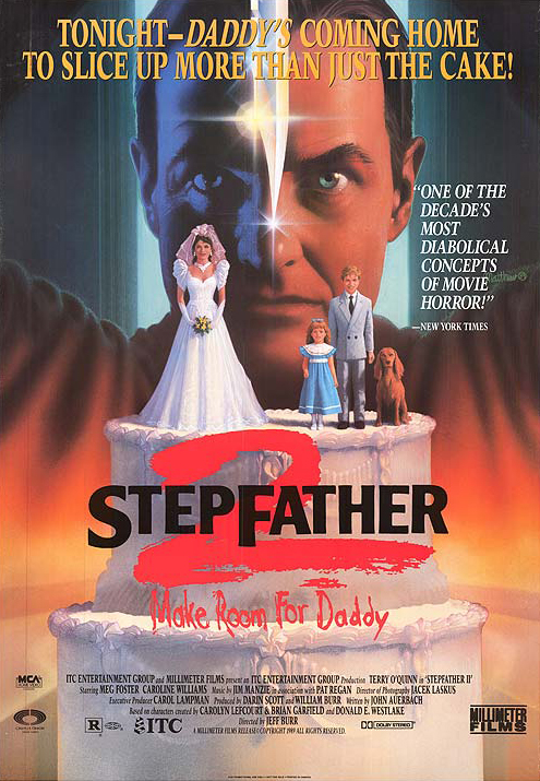 Stepfather II: Make Room for Daddy kapak