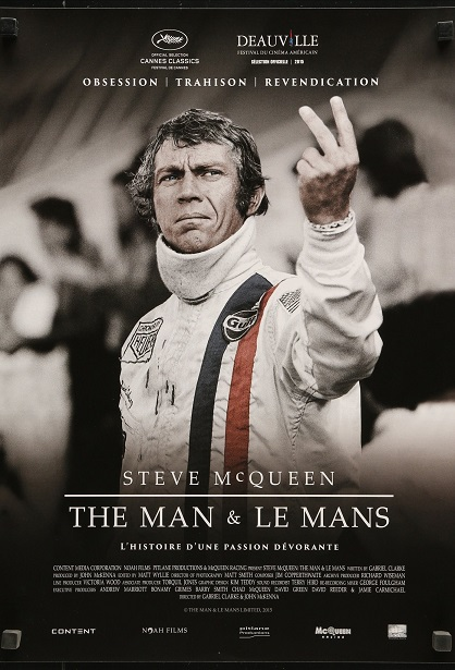 Steve McQueen: The Man & Le Mans kapak