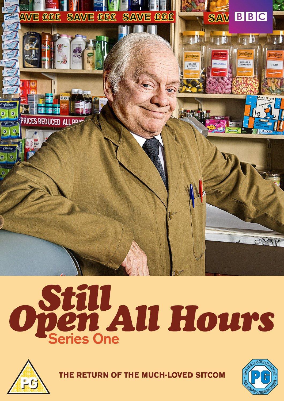 Still Open All Hours kapak