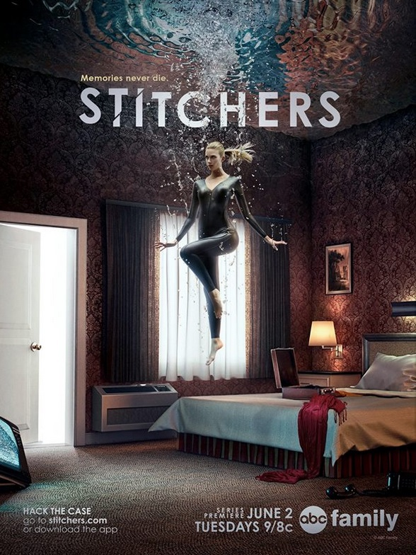 Stitchers kapak