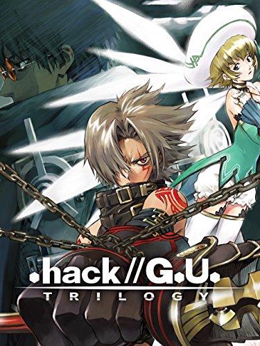 .hack//G.U. Trilogy kapak
