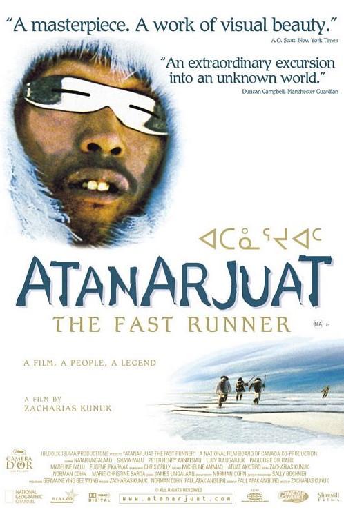 Atanarjuat: The Fast Runner kapak